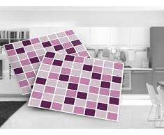 Azulejo de cocina compra barato azulejos de cocina for Azulejos bano morado