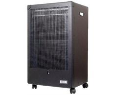 HJM GA4200 calentador de ambiente - Calefactor (435 mm, 10.5 kg, 345 mm) Negro