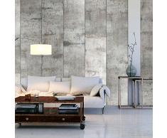 Fotomurales PURO ! Fotomurales realistas ! !Papel pintado tejido no tejido! !Un panel decorativo! !Fotomural! !Los cuadros para la pared en la dimensión XXL! 10 m hormigón gris f-A-0050-j-a