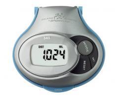 Sportline 345 - Podómetro para distancia y calorías