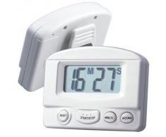 SODIAL(R) Mini LCD Reloj Cocina Contador Temporizador Count Down