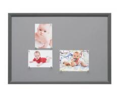 Deknudt Frames S54ST8 40x60 tablero magnético gris madera
