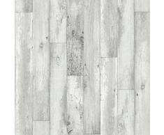 Galerie Memorias 2 G56166 Rustic Blanco Gris Efecto de madera del tablón Característica Wallpaper