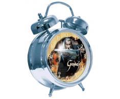 Joy Toy 10838 - Gandalf - Reloj despertador en paquete regalo (18 x 5 x 24 cm)