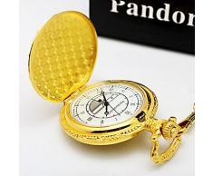Pandora Hearts-B-conejo de Alicia de oro reloj de bolsillo