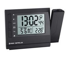 TFA 60.5008 - Reloj de proyección digital con termómetro