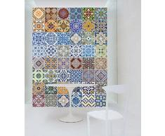 Portuguese Tiles Azulejos Stickers (Pack with 48) - 20 x 20 cm