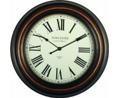 Acctim Towcester 21913 Consett Reloj de pared 355 mm, color negro