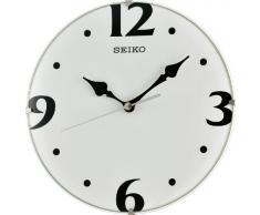 Seiko QXA515W - Reloj analógico de pared de cuarzo