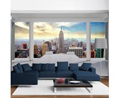 Fotomural 400x280 cm ! Papel tejido-no tejido. Fotomurales - Papel pintado 400x280 cm - ciudad New York Arquitectura 10110904-35