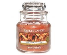 Yankee Candle 1055976 - Vela en vaso, aroma a Palo de canela