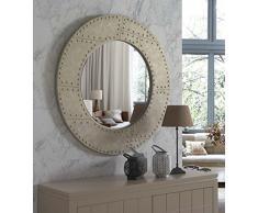 Espejos de estilo Vintage : Modelo DETROIT Redondo