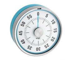 TFA 38.1028.20 - Temporizador de cocina, color turquesa