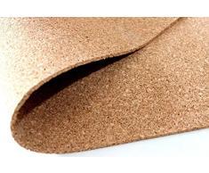 Rollo corcho 2 mm 100 x 50 cm de corcho (aislamiento Unterlage tablón