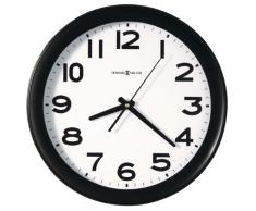 Howard Miller 625-485 Kenwick - Reloj de pared, color negro