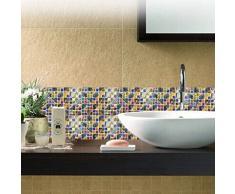 Azulejo de cocina compra barato azulejos de cocina for Pegatinas azulejos cocina