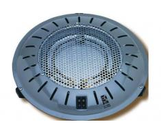 HJM 100 calentador de ambiente - Calefactor Plata