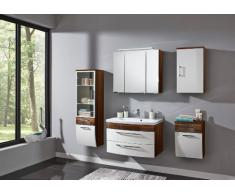 Posseik 5681-78 Rima - Armario de baño con espejo (80 cm)