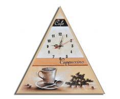 "Bilderdepot24 reloj de pared ""café"" 50x50cm F 58"