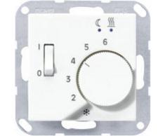 Jung FTRA231WW - Regulador de calefacción para suelo radiante (230 V CA)