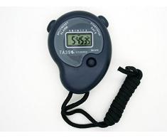 Cronometro Digital Deportivo con Reloj Alarma y Calendario 2290b
