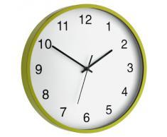 TFA 60.3019.04 - Reloj de pared electrónico, 300 mm, color verde