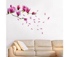 Walplus - Pegatinas de Pared, diseño de Magnolias
