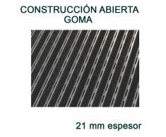 Alfombra Nomad Óptima + Abierta 21 mm GOMA 1 METRO CUADRADO