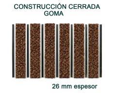 Alfombra Nomad Óptima + Cerrada 26 mm GOMA 1 METRO CUADRADO