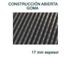 Alfombra Nomad Óptima + Abierta 17 mm GOMA 1 METRO CUADRADO
