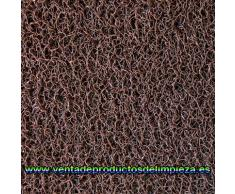 Felpudo Scotch-Brite Marron