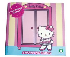 Hello Kitty - Álbum de pegatinas [Importado de Francia]