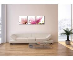 Cuadro sobre lienzo - 3 piezas - Impresión en lienzo - Ancho: 120cm, Altura: 40cm - Foto número 2641 - listo para colgar - en un marco - CA120x40-2641