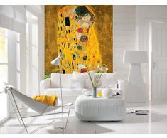 Papel Pintado The Kiss papel pintado, foto mural, formato grande, 183 x 254 cm, mural, pósteres murales, XXL Poster