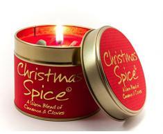 Lily Flame Christmas Spice - Vela perfumada