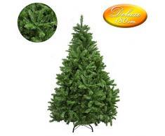 MAURER 5480011 - Árbol de Navidad deluxe 180 cm