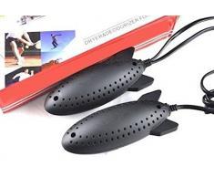 Par seca zapatos deshidratador Ambientador Esterilizador-Deshumidificador eléctrico Anti olores elimina la humedad scarpini doposcì Botas para zapatos