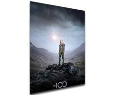 Instabuy Poster - Playbill - TV Series - The 100 Variant 05 A3 42x30