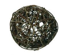 Chal – Surtido de bolas de ratán chocolate