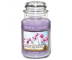 Yankee Candle vela perfumada, aroma de miel, large