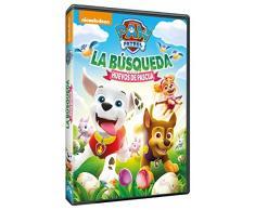Paw Patrol: La Búsqueda De Los Huevos De Pascua [DVD]