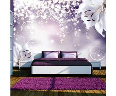 Fotomural 350x245 cm ! 3 tres colores a elegir - Papel tejido-no tejido. Fotomurales - Papel pintado 350x245 cm - flores b-A-0012-a-d