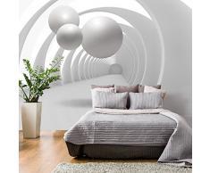 Fotomural 150x105 cm ! Papel tejido-no tejido. Fotomurales - Papel pintado - Abstracción Arquitectura a-B-0034-a-a