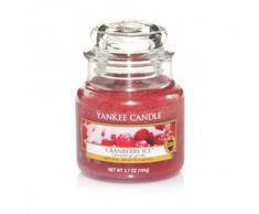 Yankee Candle vela en tarro pequeño, Hielo de arándano