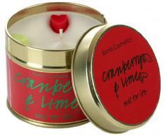 Bomb Cosmetics - Vela aromática (arándano y Lima)
