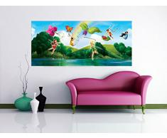 AG FTDh 0608 diseño Papel Pintado para Pared-Partes para Pared fotomurales Disney Fairies