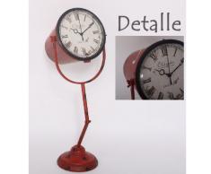 castell - Reloj pie envejecido