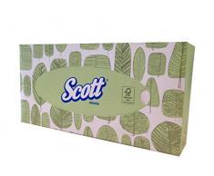 Para casco de expresión para pañuelos de papel de color blanco - grapas para atado de cabina de 100 x21