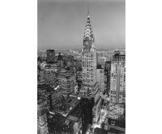 1art1 - Póster gigante (175 x 115 cm), diseño del edificio Chrysler en Nueva York
