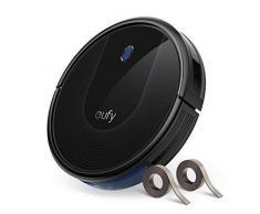 eufy(BoostIQ RoboVac 30, Robot Aspirador, Ultrafino, 1500Pa Potencia de succión, Cinta delimitadora incluídos, silencioso, Auto-Recargable, Limpia Todo Tipo de pavimentos y alfombras de Grosor Medio.